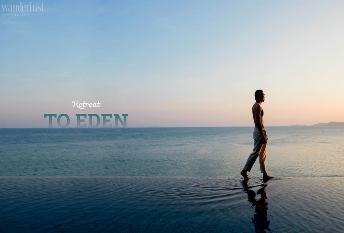 Wanderlust Tips | Fashion Collection December 2019: Retreat to Eden