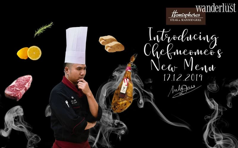 Wanderlust Tips | Sheraton Hanoi introduces a special menu created by Chef Meo Meo