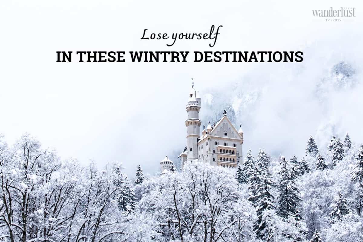 Wanderlust Tips magazine December 2019: Wintry Walks