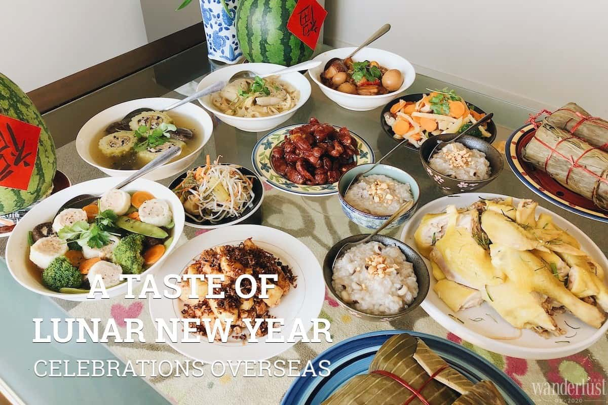 Wanderlust Tips magazine | A taste of Lunar New Year celebrations overseas