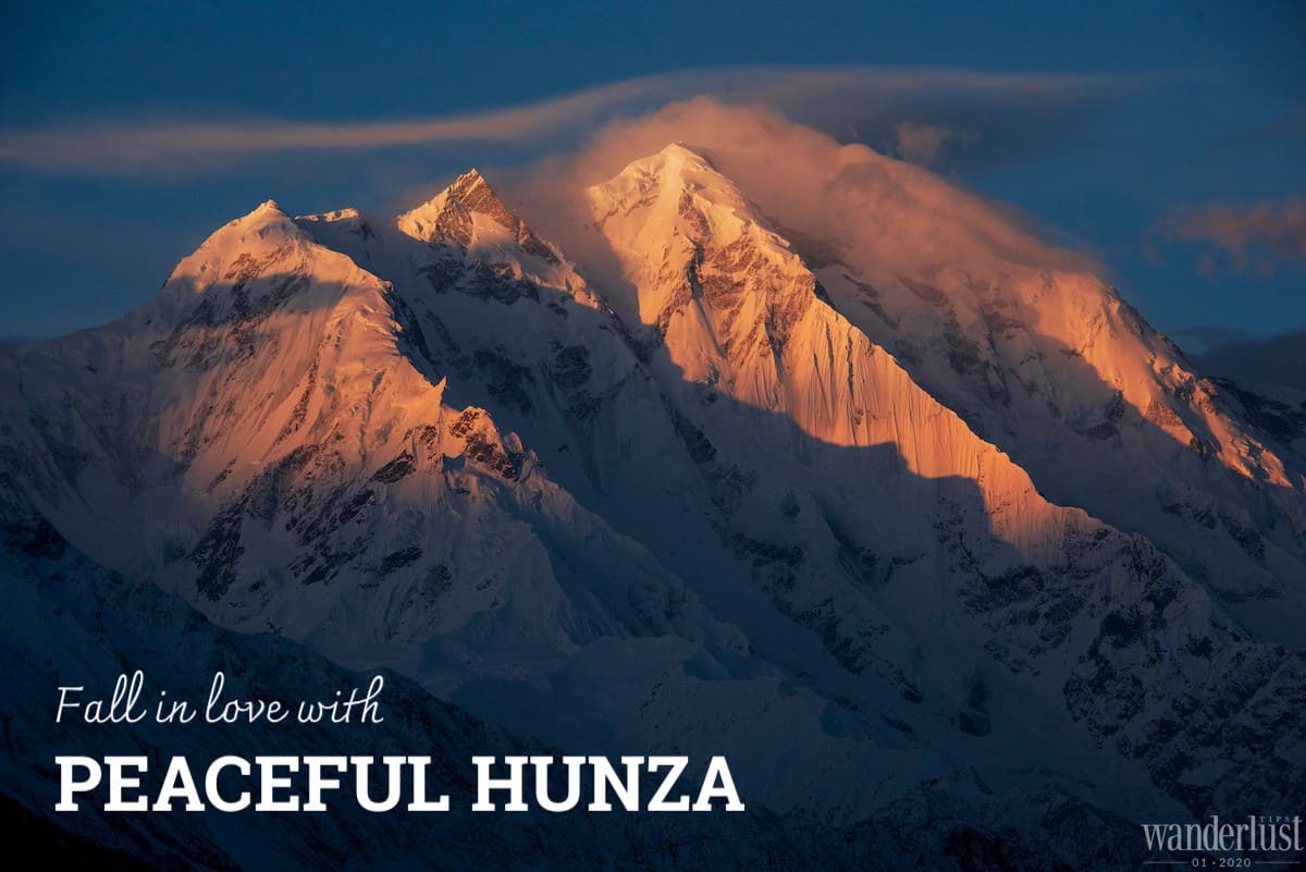 Wanderlust Tips magazine | Fall in love with peaceful Hunza
