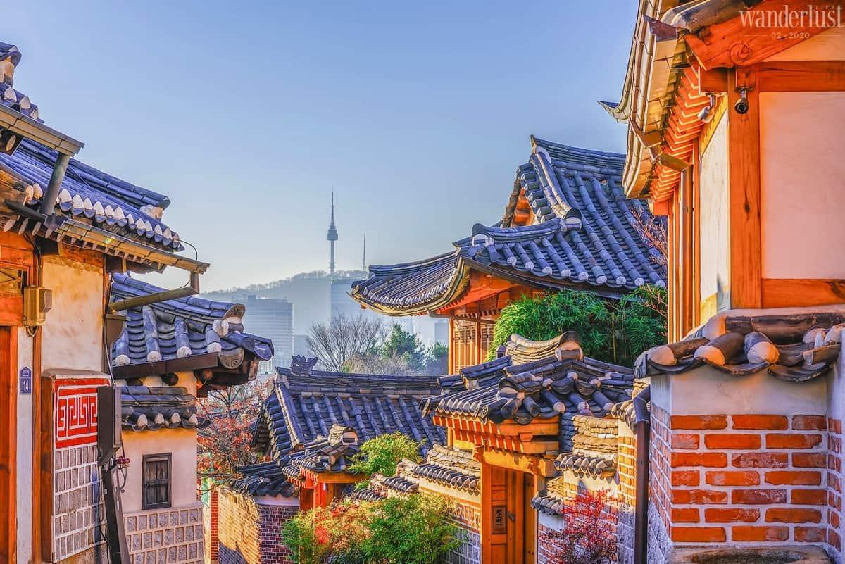 Wanderlust Tips magazine | A glimpse of Seoul
