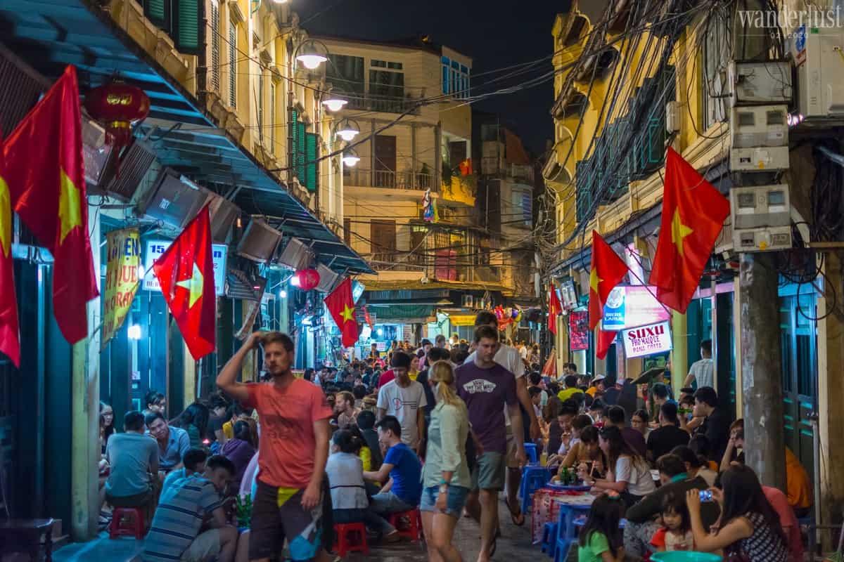 Wanderlust Tips magazine   Hanoi in my heart