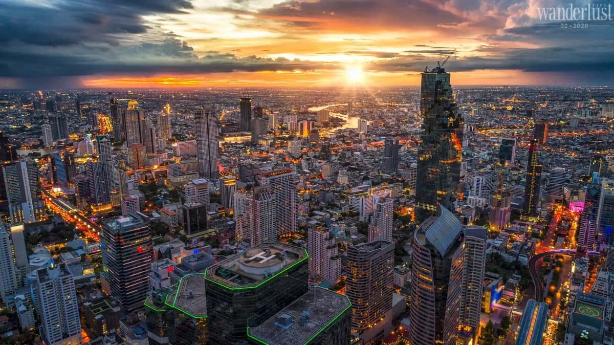 Wanderlust Tips magazine | I fell in love with Bangkok