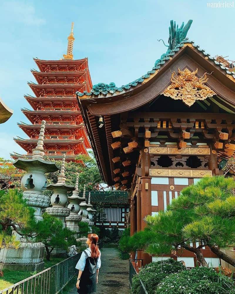 Wanderlust Tips Magazine | A slice of Japanese architecture in Vietnam to rejuvenate your soul