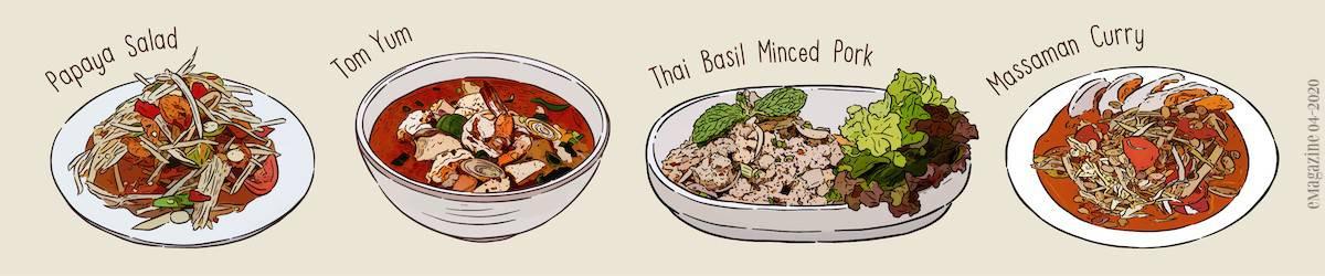 Wanderlust Tips Magazine   Asian cuisine to tantalise your tastebuds
