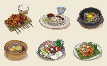 Wanderlust Tips Magazine | Asian cuisine to tantalise your tastebuds