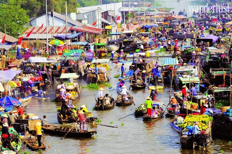 Wanderlust Tips Magazine | Attractive destinations in Ca Mau that everyone should visit at least once in their life