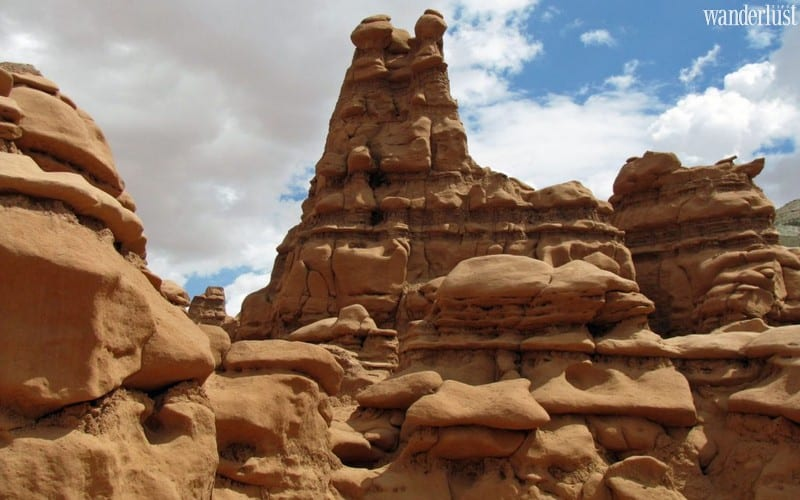Wanderlust Tips Magazine | Goblin Valley: The closest you will get to Mars on Earth