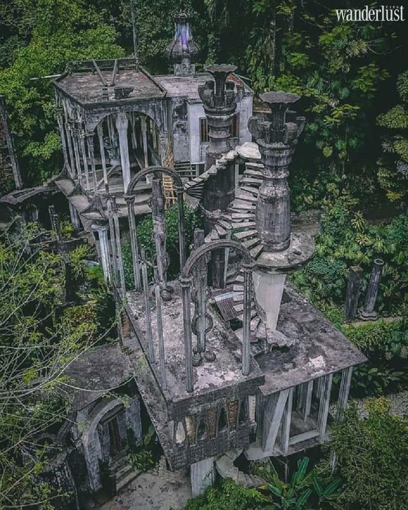 Wanderlust Tips Magazine | Las Pozas: A surrealist garden in Mexico