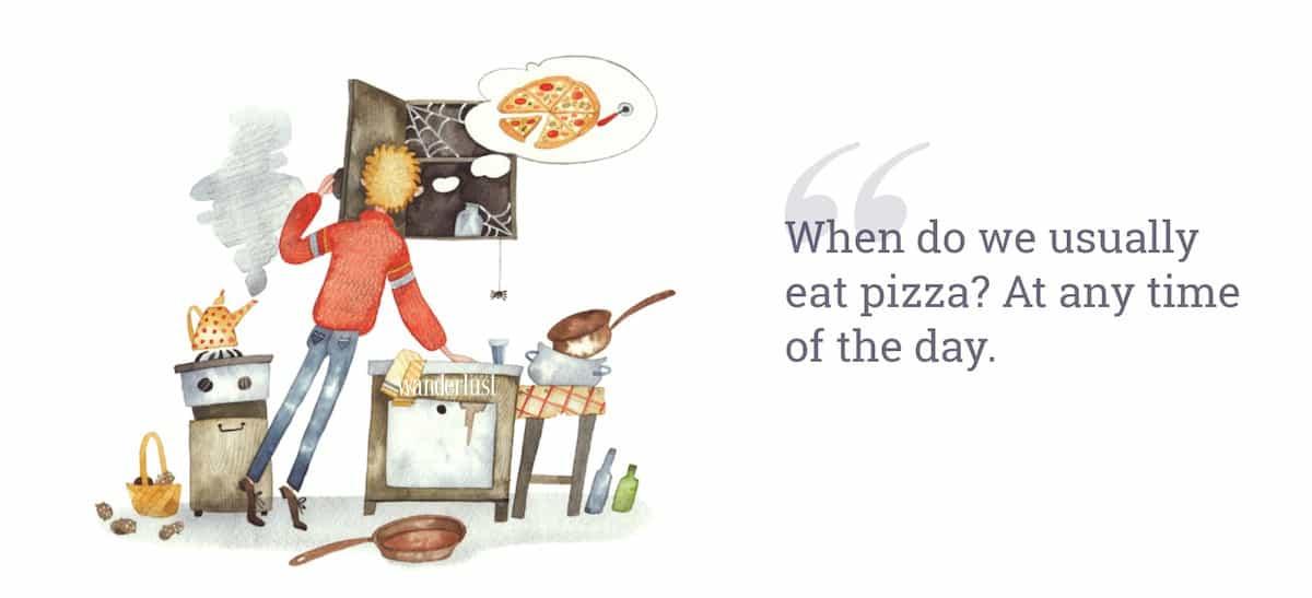 Wanderlust Tips Magazine | Pizza: A gastronomic work of art