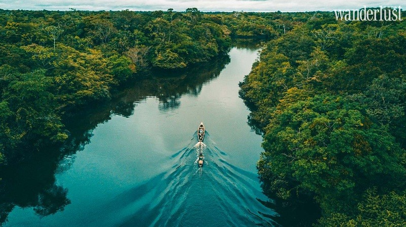Wanderlust Tips Magazine | The world's most spectacular rivers that you have to see in your lifetime