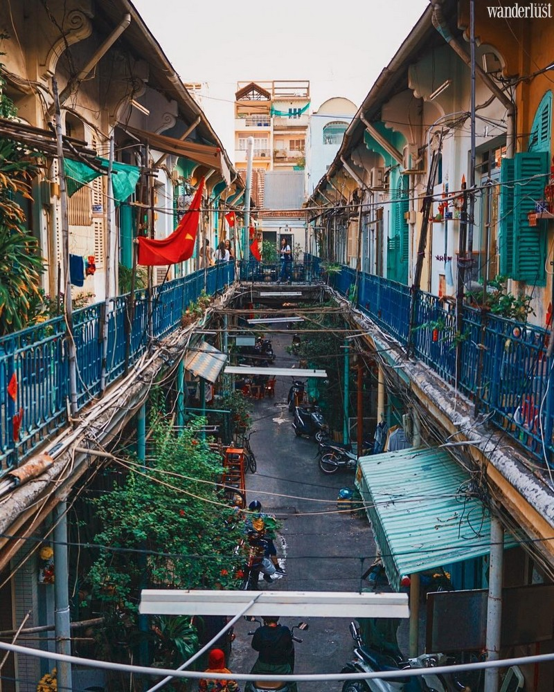 Wanderlust Tips Magazine | Hao Si Phuong: An artistic corner in Saigon