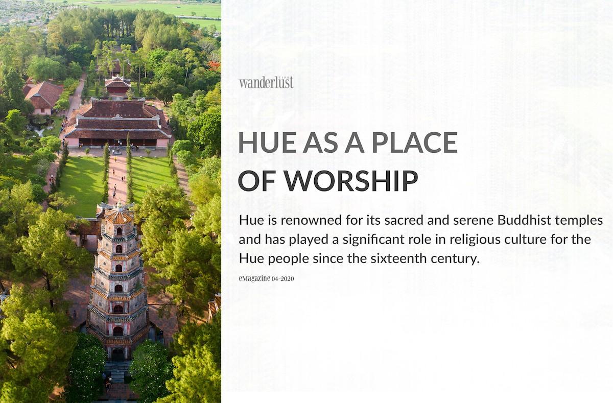Wanderlust Tips Magazine | Hue: A delightfully serene destination