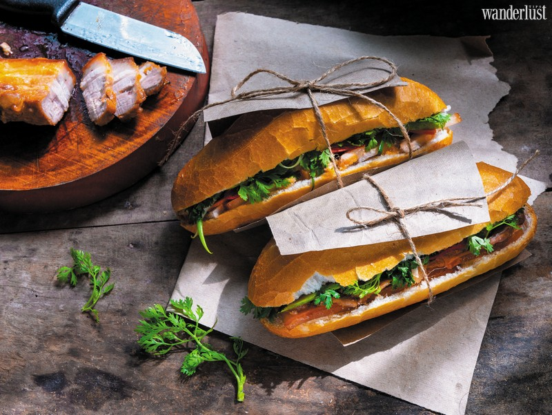 Wanderlust Tips Travel Magazine | Banh Mi: A simple Vietnamese sandwich that has taken the world by storm