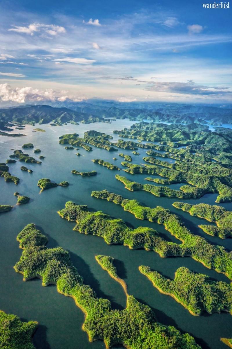 Wanderlust Tips Magazine | Ta Dung Lake: 'Ha Long Bay' of Vietnam's Central Highlands