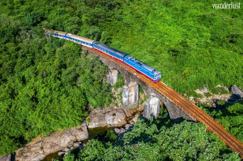 Wanderlust Tips Travel Magazine | The rhythmic clickety-clack of a Central Vietnam rail journey