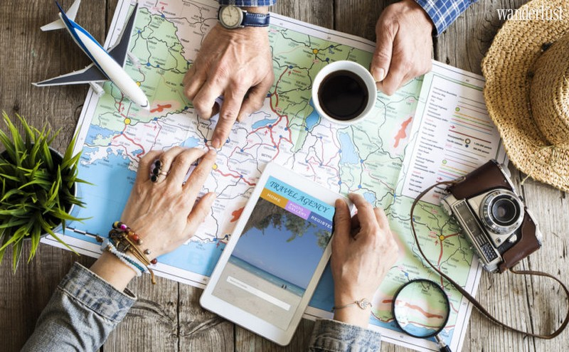 Wanderlust Tips Travel Magazine   Your younger years are for grand adventures with your besties