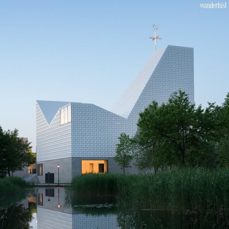 Wanderlust Tips Travel Magazine | 21st-century churches that embrace modern art