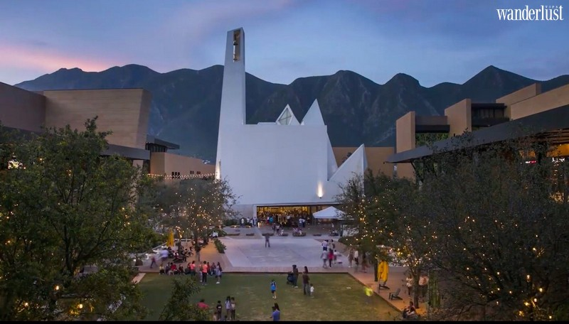 Wanderlust Tips Travel Magazine | 21st-century churches that embrace modern architecture