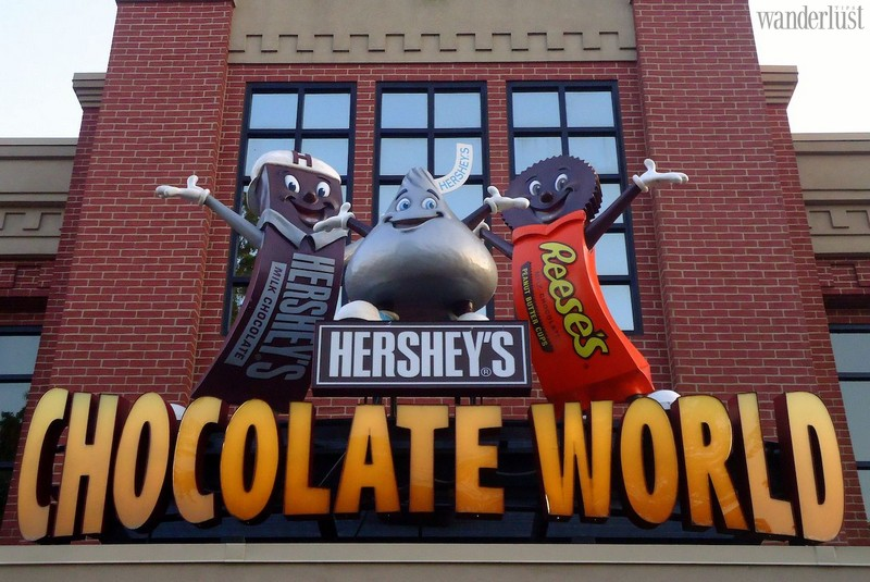 Wanderlust Tips Travel Magazine | 5 must-visit destinations in America for chocolate lovers