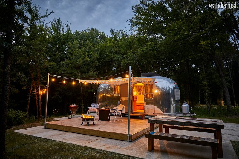 Wanderlust Tips Travel Magazine   5 USA trailer hotels where you can truly get away from it all