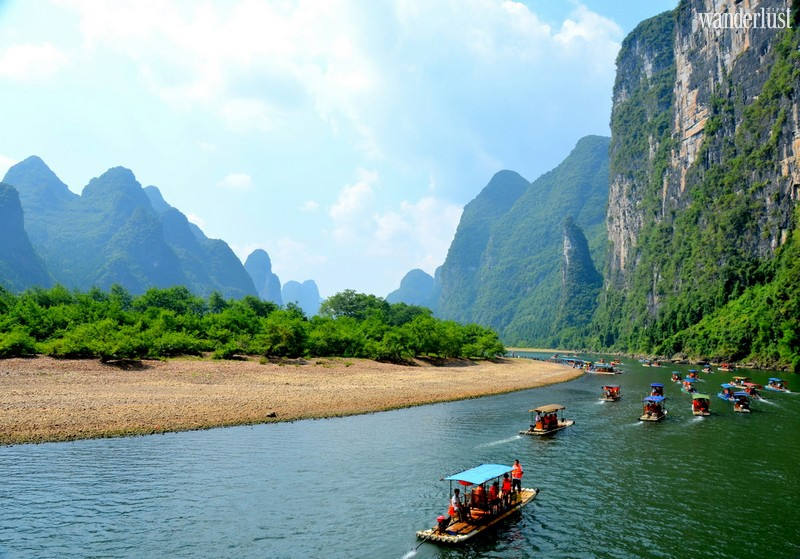 Wanderlust Tips Travel Magazine | Fall in love with Guilin, China