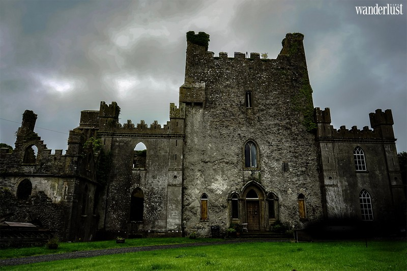 Wanderlust Tips | The 10 most horror castles around the world