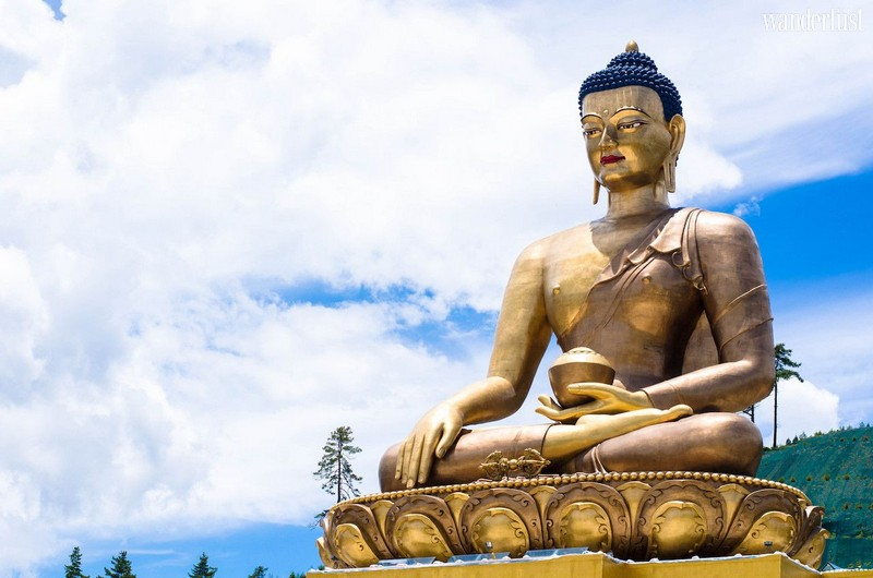 Wanderlust Tips Travel Magazine | The most impressive Buddha statues in Asia