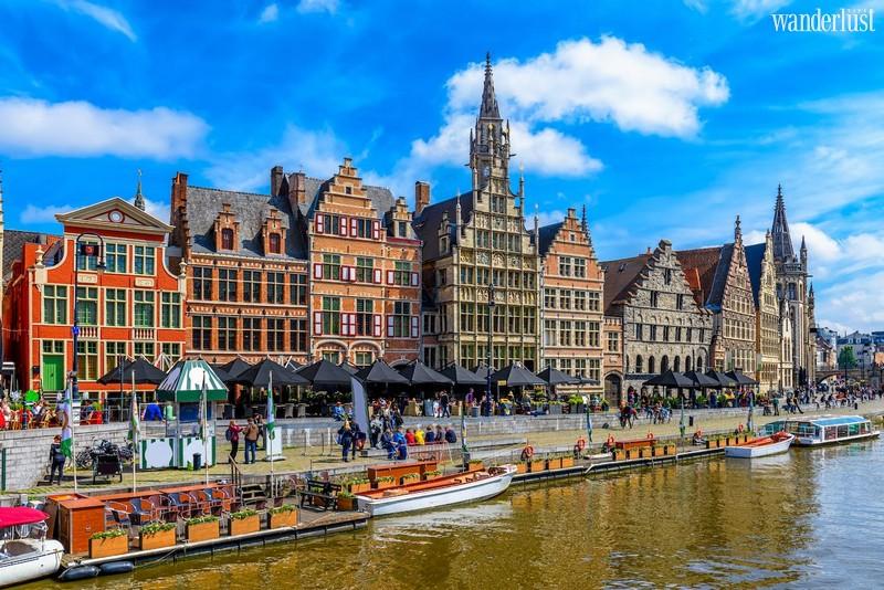 Wanderlust Tips Travel Magazine | Top 7 must-visit cities in Belgium