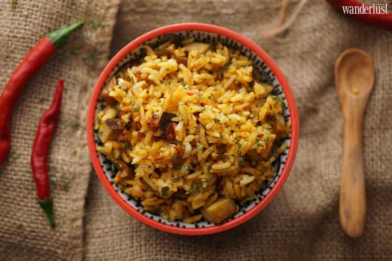 Wanderlust Tips Travel Magazine | 7 vegetarian dishes in India that are worth a try