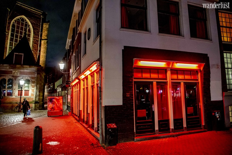 Wanderlust Tips Travel Magazine | The Netherlands will move red light district outside the city centre