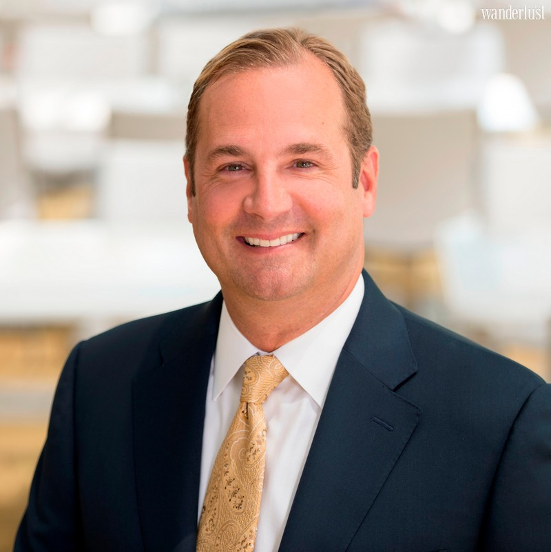Wanderlust Tips Magazine | Marriott International appoints new CEO and president