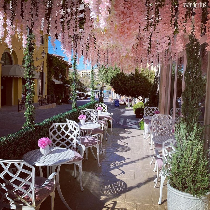 Wanderlust Tips Magazine   The cutest cafe in Las Vegas you won't want to miss