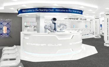 Wanderlust Tips Magazine   The cruise line introduces the first-ever robotic bartender at sea