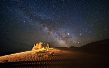 Wanderlust Tips Magazine | The best places to see stars in Asia