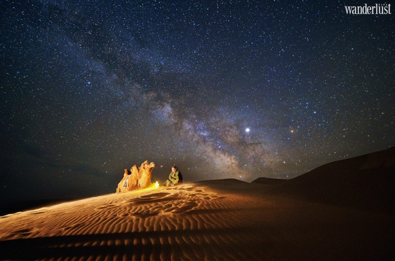 Wanderlust Tips Magazine | The best places to go stargazing in Asia