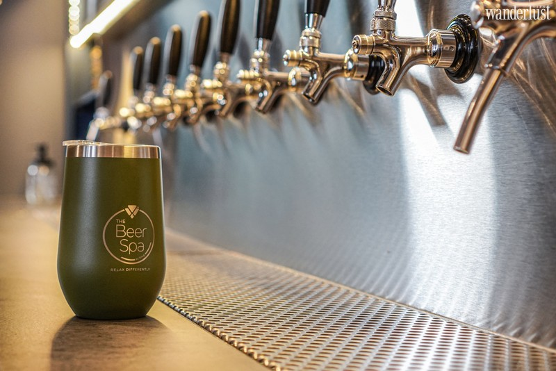 Wanderlust Tips Magazine   A new brew-inspired oasis in Denver, Colorado