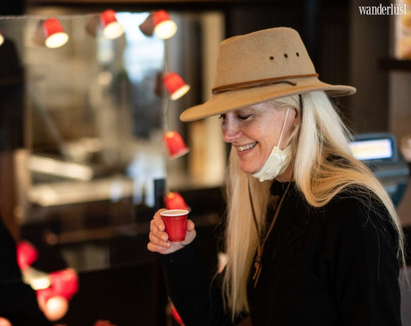 Wanderlust Tips Magazine | Shot Bar is now open at Seattle-Tacoma Airport