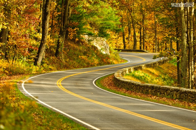 Wanderlust Tips Magazine | The most scenic drives in the USA