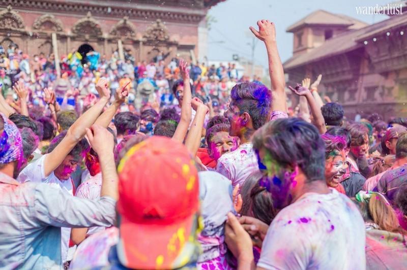 Wanderlust Tips Magazine | Where to celebrate Holi around the world