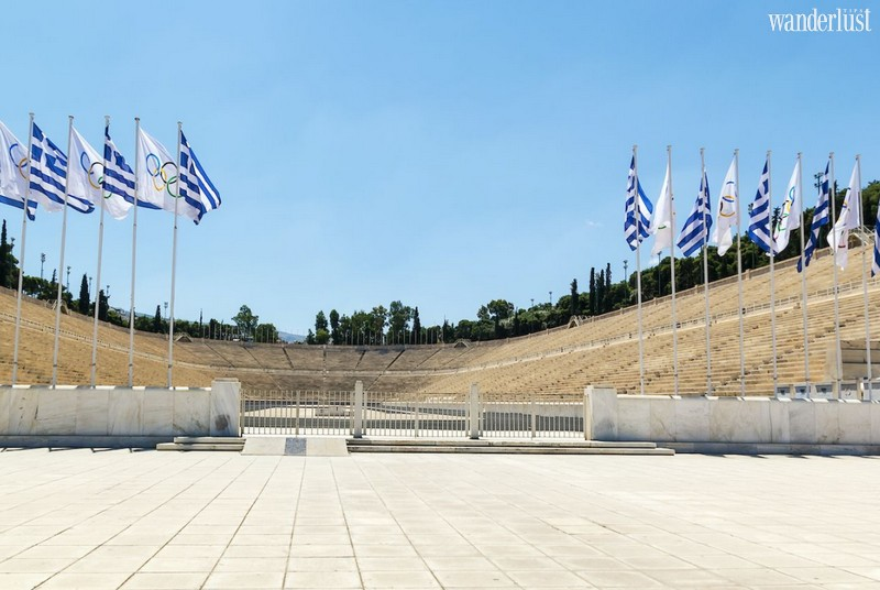 Wanderlust Tips Magazine | 5 Olympic places from the past that you can still visit