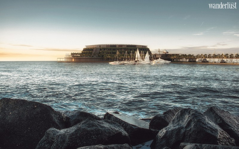 Wanderlust Tips Magazine | Eco-floating hotel generates its own electricity