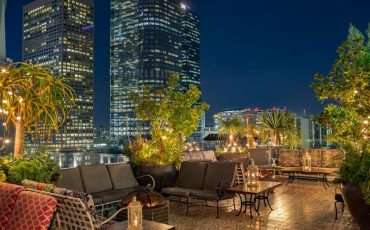 Wanderlust Tips Magazine | The coolest rooftop bars in California