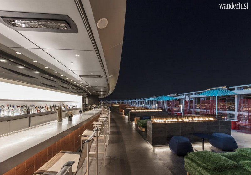 Wanderlust Tips Magazine   The coolest rooftop bars in California