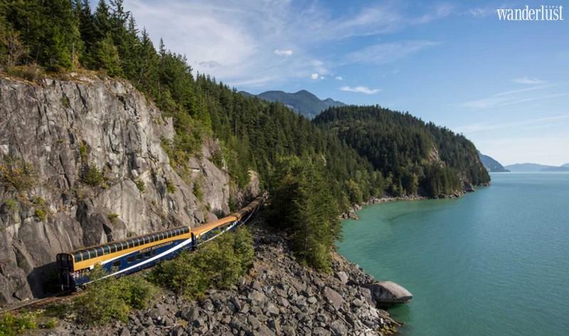 Wanderlust Tips Magazine | Travel between Colorado and Utah in a luxury train