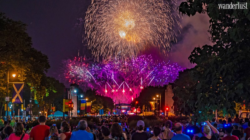 Wanderlust Tips | Admire the 7 best 4th of July fireworks in the USA