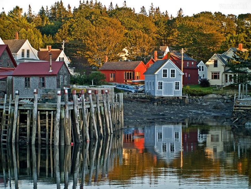 Wanderlust Tips Magazine | The 7 most stunning coastal towns in Maine, USA