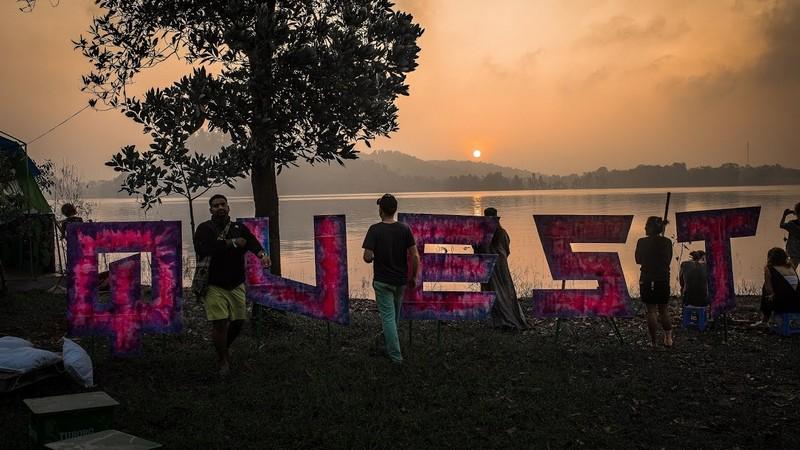 Wanderlust Tips Magazine   Quest Festival – Art, music & revelling in nature