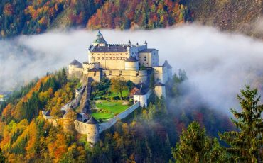 Wanderlust Tips Magazine | The 7 most stunning castles in Austria that will blow your mind